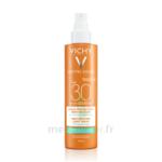 Acheter VICHY CAPITAL SOLEIL SPF30 Spray protecteur réhydratant Fl/200ml à VIC-FEZENSAC