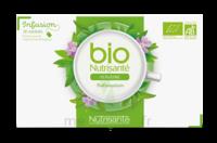 Nutrisanté Infusions Bio Tisane Verveine 20 Sachets à VIC-FEZENSAC