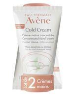 Avène Eau Thermale Cold Cream Duo Crème Mains 2x50ml à VIC-FEZENSAC