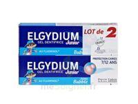 Elgydium Dentifrice Bubble Lot De 2 X 50ml à VIC-FEZENSAC