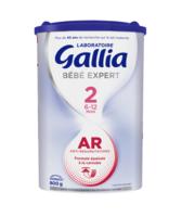 Gallia Bebe Expert Ar 2 Lait En Poudre B/800g à VIC-FEZENSAC