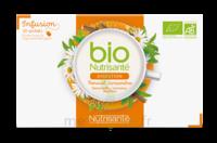 Nutrisanté Infusions Bio Tisane Digestion 20 Sachets à VIC-FEZENSAC