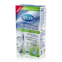 Optone Actimist Spray Oculaire Yeux Fatigués + Inconfort Fl/10ml