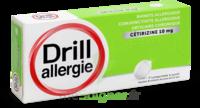 Drill 10 Mg Comprimés à Sucer Allergie Cétirizine Plq/7 à VIC-FEZENSAC