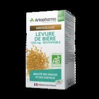 Acheter Arkogélules Levure de Bière Revivifiable Bio Gélules Fl/45 à VIC-FEZENSAC