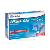 Efferalgan 1g Cappuccino Granules 8 Sachets à VIC-FEZENSAC
