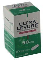 Ultra-levure 50 Mg Gél Fl/20 à VIC-FEZENSAC