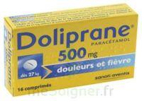 Doliprane 500 Mg Comprimés 2plq/8 (16) à VIC-FEZENSAC