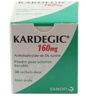 Kardegic 160 Mg, Poudre Pour Solution Buvable En Sachet à VIC-FEZENSAC