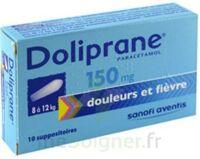 Doliprane 150 Mg Suppositoires 2plq/5 (10) à VIC-FEZENSAC