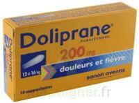 Doliprane 200 Mg Suppositoires 2plq/5 (10) à VIC-FEZENSAC