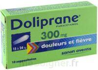 Doliprane 300 Mg Suppositoires 2plq/5 (10) à VIC-FEZENSAC
