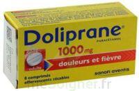 Doliprane 1000 Mg Comprimés Effervescents Sécables T/8 à VIC-FEZENSAC
