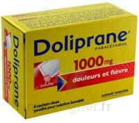 Doliprane 1000 Mg Poudre Pour Solution Buvable En Sachet-dose B/8 à VIC-FEZENSAC