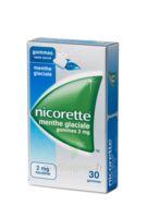 Nicorette 2 Mg Gom à Mâcher Médic Sans Sucre Menthe Glaciale Plq/30gom à VIC-FEZENSAC