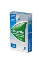 Nicorette 4 Mg Gom à Mâcher Médic Sans Sucre Menthe Glaciale Plq/30gom à VIC-FEZENSAC