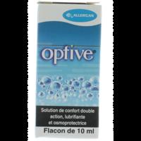 Optive, Fl 10 Ml à VIC-FEZENSAC