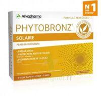 Phytobronz Solaire Caps Tous Types De Peaux B/30 à VIC-FEZENSAC