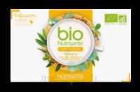 Nutrisanté Infusions Bio Tisane Régulation Des Sucres 20 Sachets à VIC-FEZENSAC