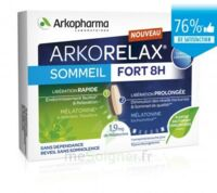Arkorelax Sommeil Fort 8h Comprimés B/15 à VIC-FEZENSAC