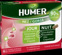 Humer Nez/gorge Jour&nuit 15 Comprimés à VIC-FEZENSAC