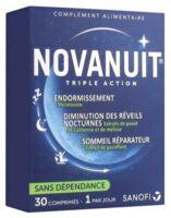 Novanuit Triple Action Comprimés B/30 à VIC-FEZENSAC