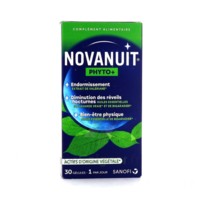 Novanuit Phyto+ Comprimés B/30 à VIC-FEZENSAC