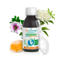 Puressentiel Respiratoire Sirop Adoucissant Respiratoire - 125 Ml à VIC-FEZENSAC