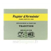 Papier D'arménie Traditionnel Feuille Triple à VIC-FEZENSAC