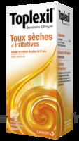 Toplexil 0,33 Mg/ml, Sirop 150ml à VIC-FEZENSAC