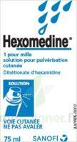 Hexomedine 1 Pour Mille, Solution Pour Pulvérisation Cutanée En Flacon Pressurisé à VIC-FEZENSAC