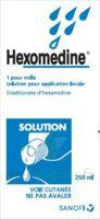 Hexomedine 1 Pour Mille S Appl Loc Fl/250ml à VIC-FEZENSAC