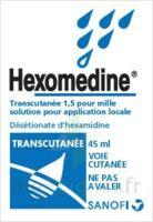 Hexomedine Transcutanee 1,5 Pour Mille, Solution Pour Application Locale à VIC-FEZENSAC