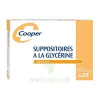 Suppositoires A La Glycerine Cooper Suppos En Récipient Multidose Adulte Sach/25 à VIC-FEZENSAC