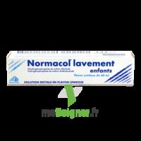 Normacol Lavement Enfants, Solution Rectale, Récipient Unidose à VIC-FEZENSAC