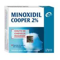 Minoxidil Cooper 2 %, Solution Pour Application Cutanée En Flacon à VIC-FEZENSAC