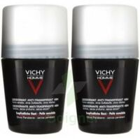 Vichy Anti-transpirant Homme Bille Anti-trace 48h Lot à VIC-FEZENSAC