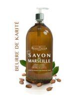 Beauterra - Savon De Marseille Liquide - Beurre De Karité - 1l à VIC-FEZENSAC