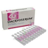 Dacryoserum Solution Pour Lavage Ophtalmique En Récipient Unidose 20unidoses/5ml à VIC-FEZENSAC