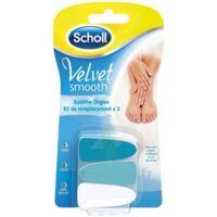 Scholl Velvet Smooth Ongles Sublimes Kit De Remplacement à VIC-FEZENSAC