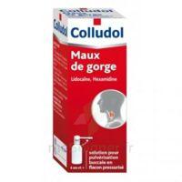Colludol Solution Pour Pulvérisation Buccale En Flacon Pressurisé Fl/30 Ml + Embout Buccal à VIC-FEZENSAC
