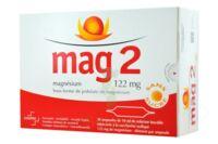 Mag 2 122 Mg S Buv En Ampoule Sans Sucre édulcoré à La Saccharine Sodique 30amp/10ml à VIC-FEZENSAC