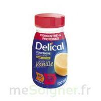 Delical Boisson Hp Hc Concentree Nutriment Vanille 4bouteilles/200ml à VIC-FEZENSAC
