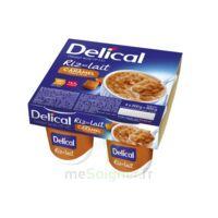 Delical Riz Au Lait Nutriment Caramel Pointe De Sel 4pots/200g à VIC-FEZENSAC
