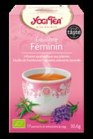 Yogi Tea Equilibre Feminin à VIC-FEZENSAC