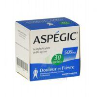 Aspegic 500 Mg, Poudre Pour Solution Buvable En Sachet-dose 30 à VIC-FEZENSAC