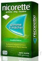 Nicorette 2 Mg Gom à Mâcher Médic Sans Sucre Menthe Fraîche Plq/30gom à VIC-FEZENSAC