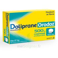 Dolipraneorodoz 500 Mg, Comprimé Orodispersible à VIC-FEZENSAC