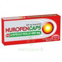 Nurofencaps 400 Mg Caps Molle Plq/10 à VIC-FEZENSAC