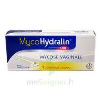 Mycohydralin 500 Mg, Comprimé Vaginal à VIC-FEZENSAC